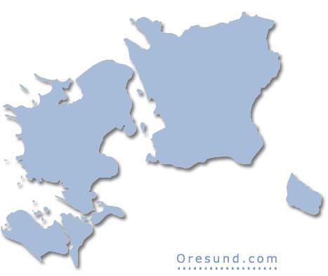 öresundsregionen karta Öresund   Oresund.com öresundsregionen karta